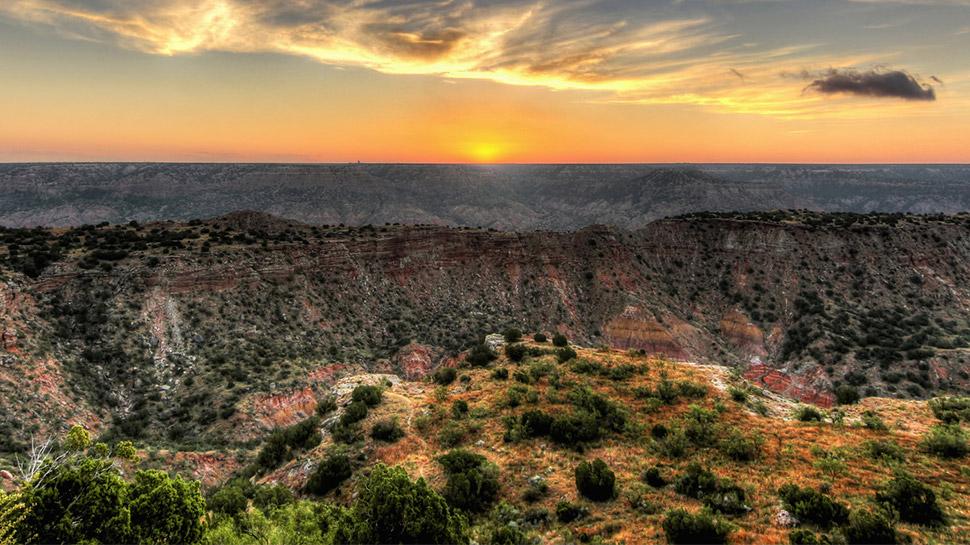 Local Area attractions of Amarillo, Texas